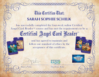 Certificated Angel Card Reader